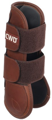 CWD Velcro Open Front Tendon Boot