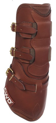 CWD Buckle Open Front Tendon Boot