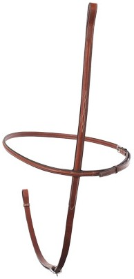 CWD Raised Fancy Stitch Standing Martingale