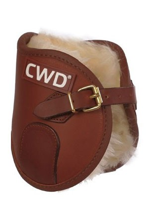 CWD Sheepskin Buckle Hind Boot