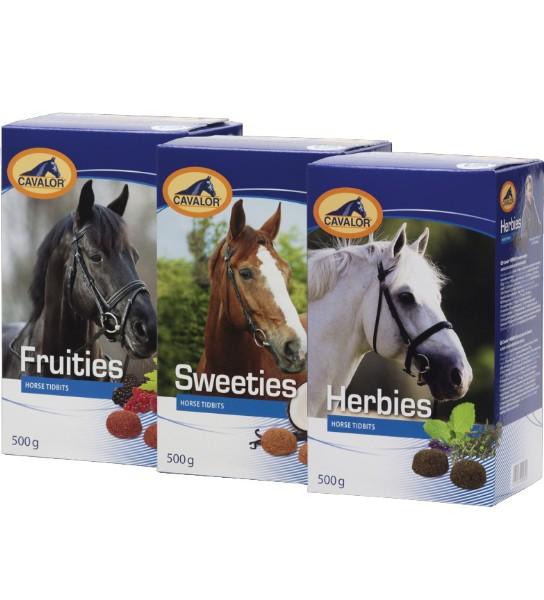 Cavalor Sweeties/Herbies/Fruities