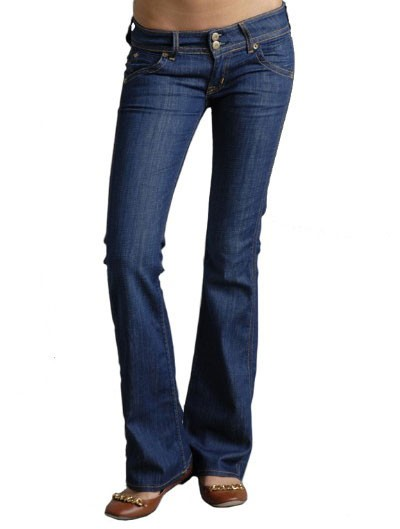 Hudson Signature Boot Cut Jeans Womens