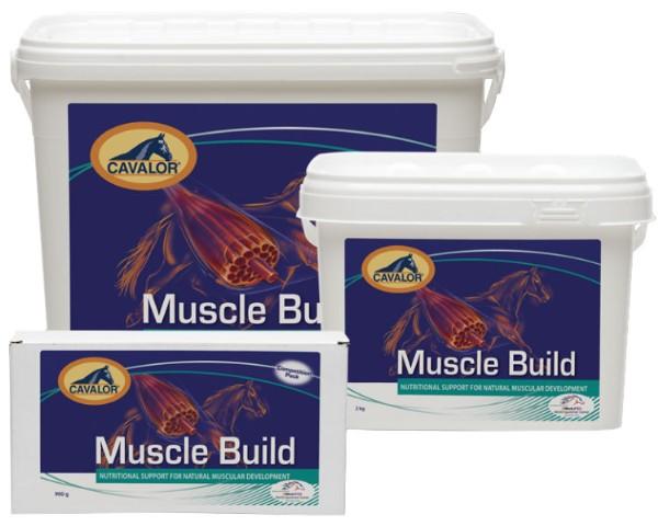 Cavalor Muscle Build